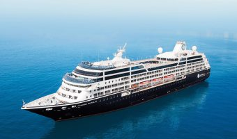 Azamara Club Cruises New Ship Azamara Pursuit Now Booking