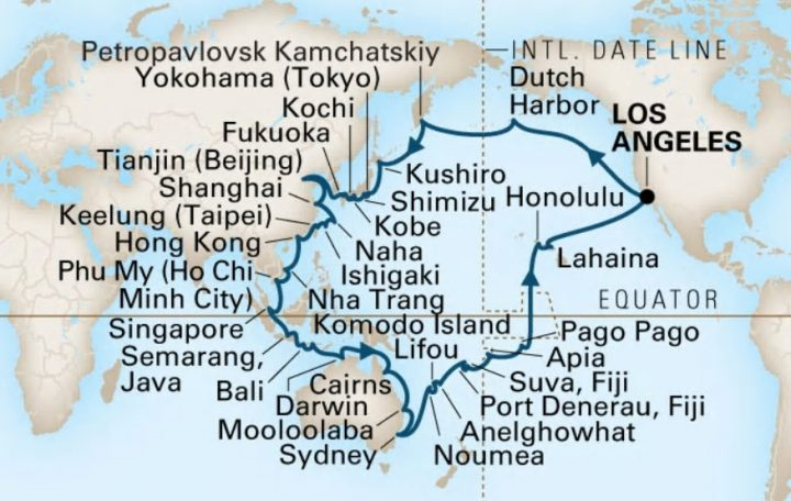 Voyage asian dating