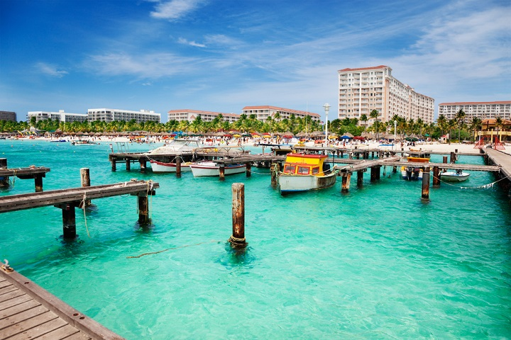 The Caribbean Is Open For Business Experience These Dynamic Ports - Southern caribbean islands