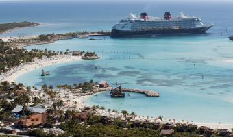 Three Generations At Sea: Disney Dream