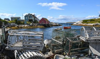 The Coast Is Clear: A Coastal Voyage To New England & Canada