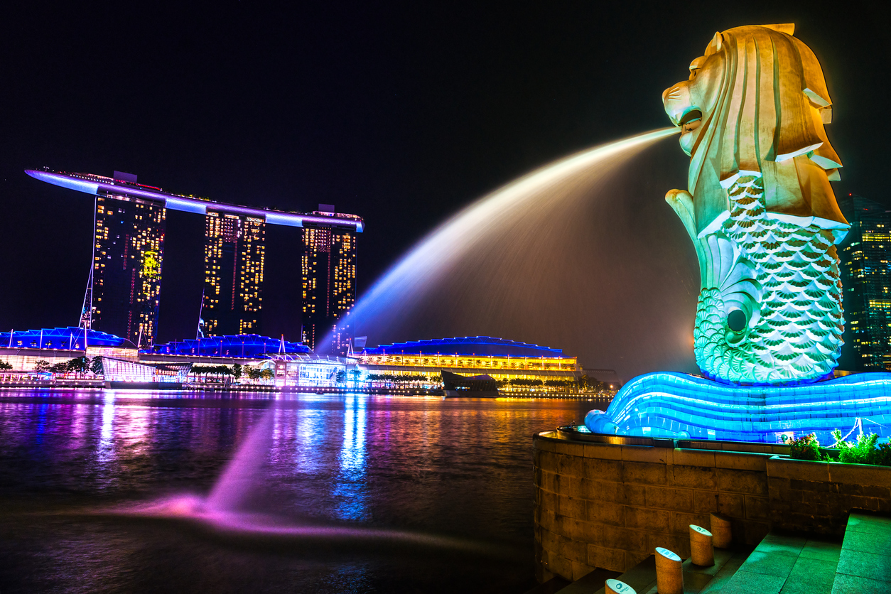 new crystal cruises grand journeys singapore merlion