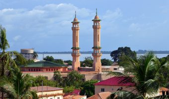 King Fahad Mosque -