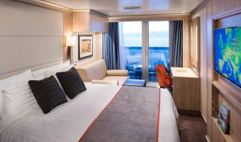 Nieuw Statendam Joins the Holland America Line Fleet