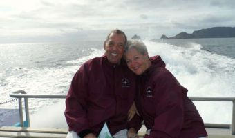 voyage hosts henk and lucia barnhoorn