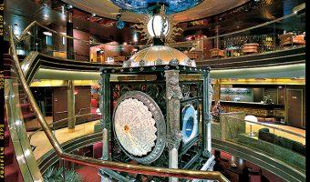 Holland America Amsterdam Ship Tour
