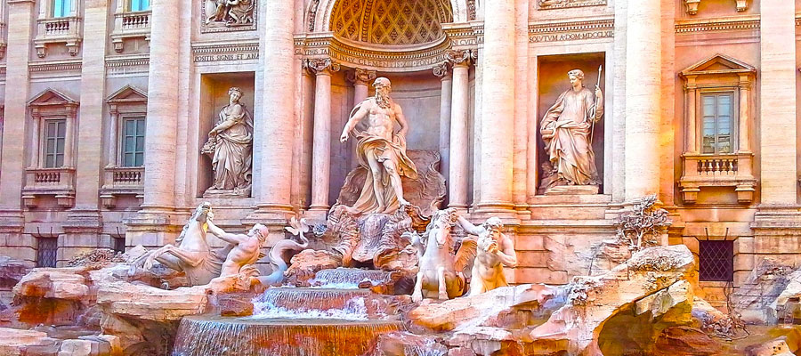 top sites in rome