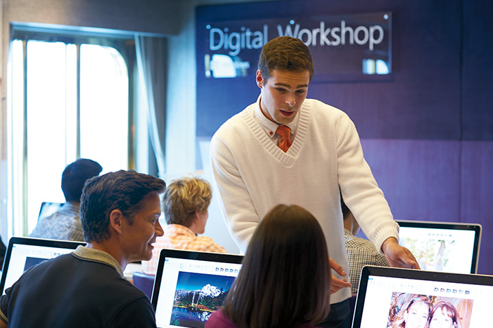 Holland America Digital Workshop