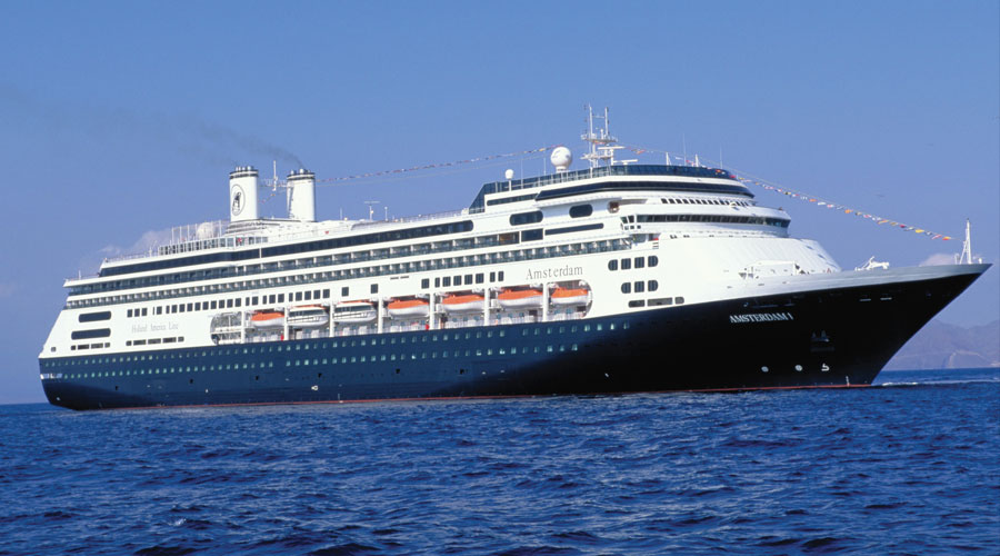 Holland America World Cruise