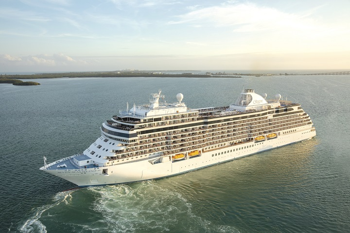 Regent Seven Seas Splendor in Miami