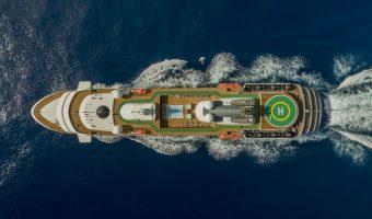 Atlas Ocean Voyages: Luxury Cruising for Spirited Adventurers