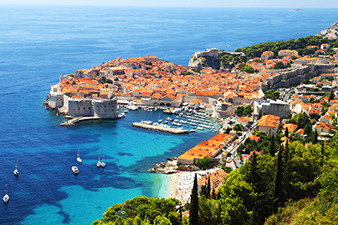Scenic Coastlines of Croatia