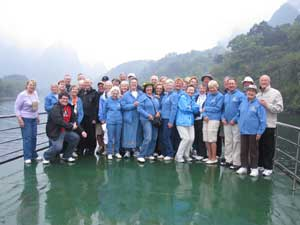 World Cruise Overland Tour to Guilin Li River, China