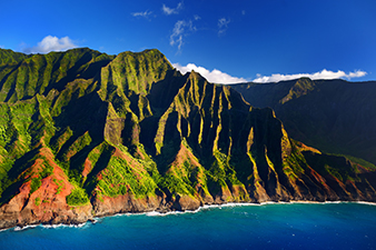 The Amazing Na Pali Coastline