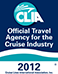 CLIA - Official Travel Agency for the Cruise Industry - 2012