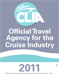 CLIA - Official Travel Agency for the Cruise Industry - 2011