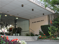 Cruise Specialists Office Entrance