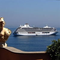 Luxury Cruise - Crystal Cruises, sailing to China | New Zealand | Europe | South America | Transpacific  for 7 to 18 days