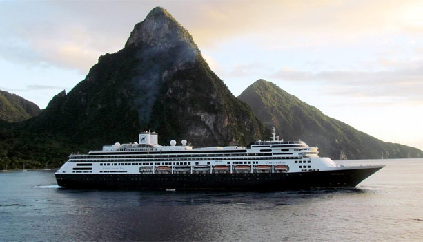 Be a part of the excitment of a World Cruise with Holland America's 2015 World Segment from Ft. Lauderdale to Auckland.  Book now for up to $500 air credit, onboard hosts and more.