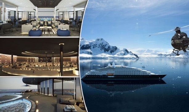 Scenic Luxury Cruises & Tours NEW 228-guest mega-yacht, the SCENIC ECLIPSE, will embark her first maiden voyage on Aug. 31, 2018 to the Mediterranean. Reservations Open Soon.