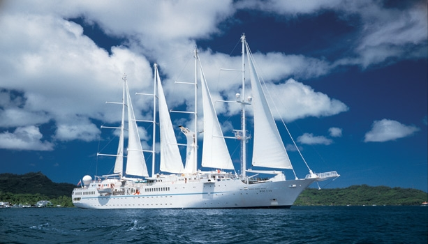 What better way to explore the spectacular islands of Tahiti than by luxury yacht. For limited time only, Windstar Cruises is offing roundtrip air plus hotel overnight with your 7-night Tahiti yacht cruise.