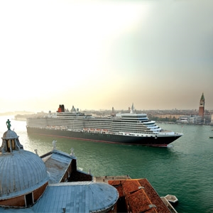 Luxury Cruise - Cunard, sailing to World  for 120 Night World - World Cruise Cruise