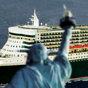Luxury Cruise - Cunard, sailing to Canada / New England | Caribbean | Transatlantic  for 5 to 15 days