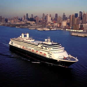 Luxury Cruise - Holland America Line, sailing to World  for 115-day Grand World Voyage