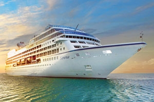 Luxury Cruise - Oceania Cruises, sailing to Canada / New England | Caribbean | Costa Rica | Europe | Mediterranean | Mexico | Panama Canal  for 10 to 28 days