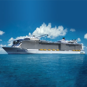 Luxury Cruise - Royal Caribbean International, sailing to Southeast Asia  for 53 days