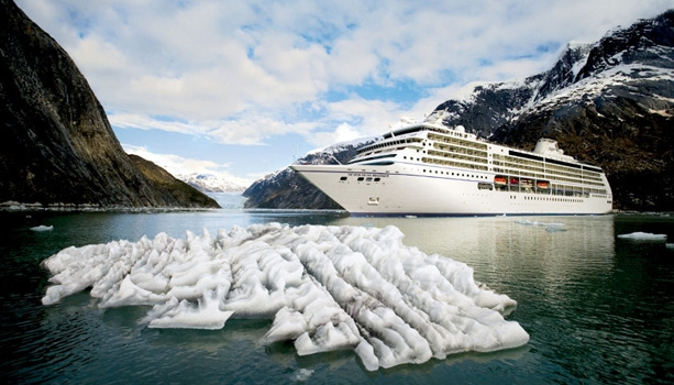 ALASKA - a cool destination with hot bonuses! Sail 7-11 days from San Francisco, Vancouver -or- Anchorage. Plus, enjoy Regent's All-Inclusive Amenities plus Up to $500 Shipboard Credit!