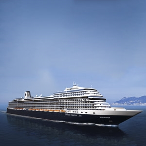 Luxury Cruise - Holland America Line, sailing to Europe | Mediterranean  for 7 to 12 days