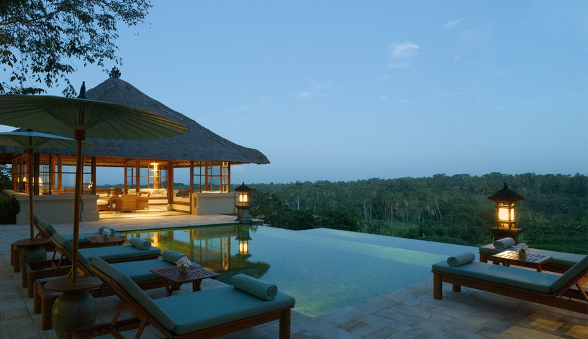Explore the World in Luxury With Aman Resorts